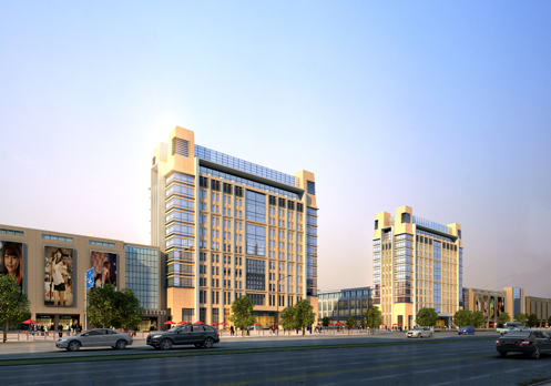 Northeast trade city of Jiangxi Province
