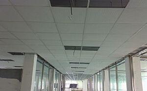 工厂车间办公室应用天花板