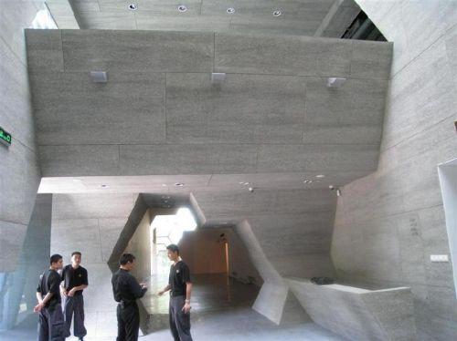 壁岩板构造全空间