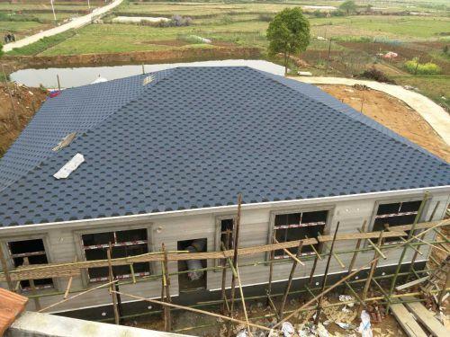 轻钢房屋使用案例7