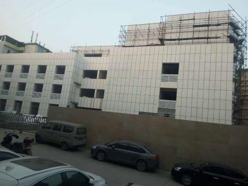 重庆忠县民康医院外墙项目