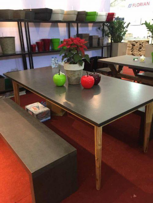 纤维水泥板做桌面