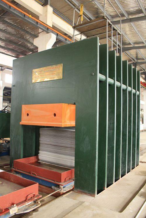 5000吨压机