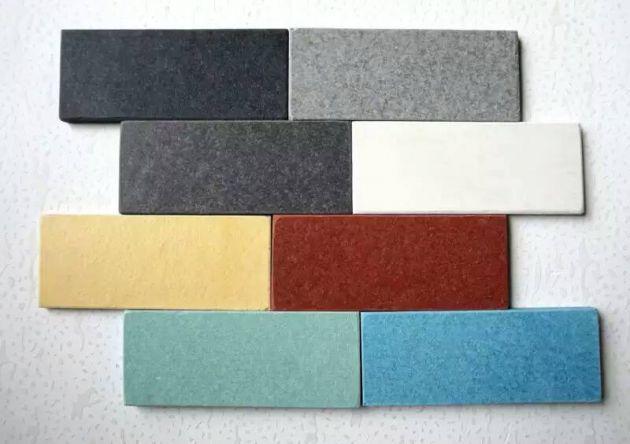彩色壁岩板