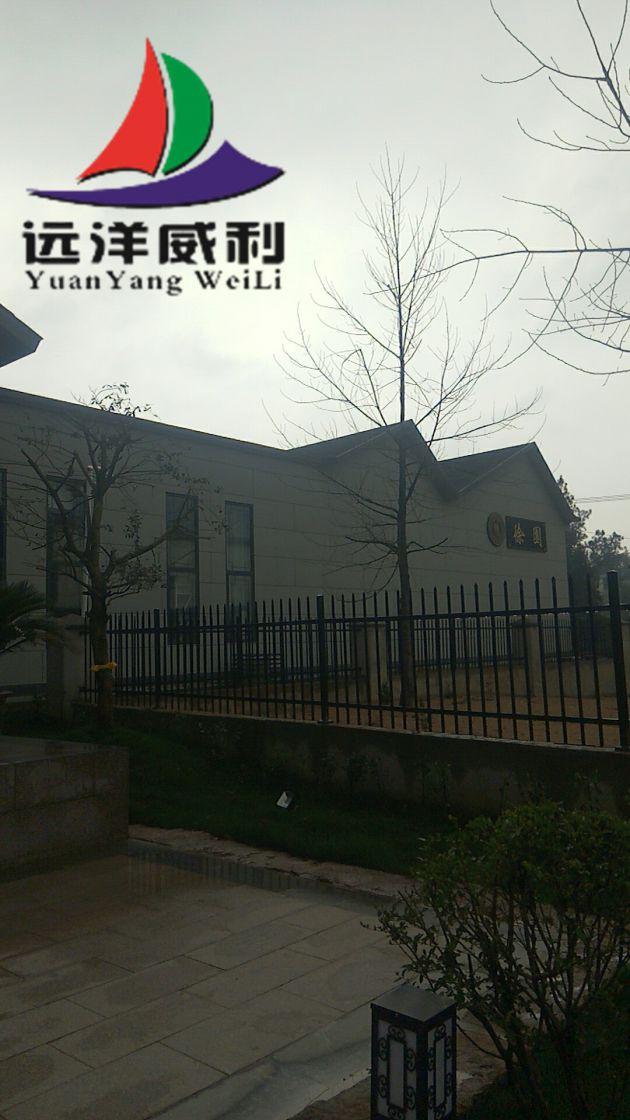 【轻钢房屋案例分享】池州万罗山风景区—徐园